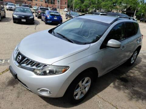 2009 Nissan Murano for sale at Steve's Auto Sales in Madison WI