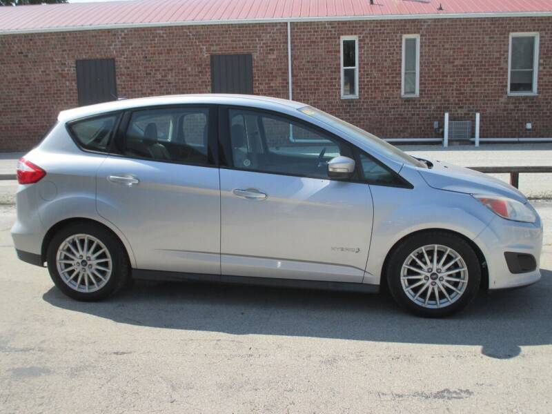 2014 Ford C-MAX Hybrid for sale at Styln Motors in El Paso IL