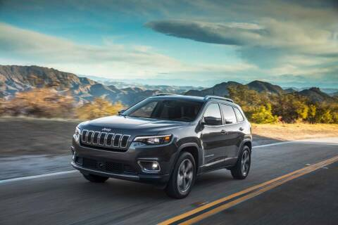 2021 Jeep Cherokee for sale at XS Leasing in Brooklyn NY