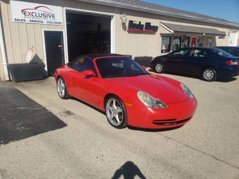 2000 Porsche 911 for sale at Exclusive Automotive in West Chester OH