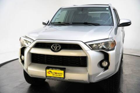 2015 Toyota 4Runner for sale at AUTOMAXX MAIN in Orem UT