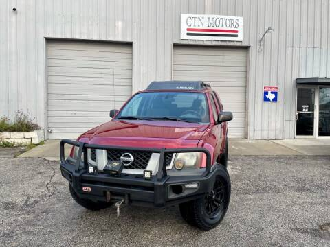 2010 Nissan Xterra for sale at CTN MOTORS in Houston TX