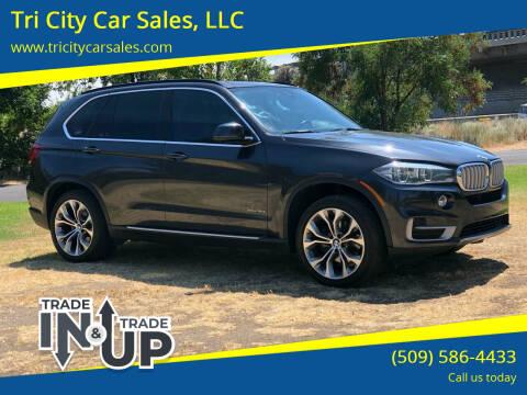 2014 BMW X5 for sale at Tri City Car Sales, LLC in Kennewick WA