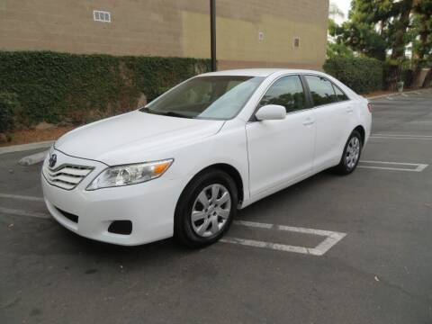 """2010 Toyota Camry for sale at SAMMY""""S CARS in Bellflower CA"""