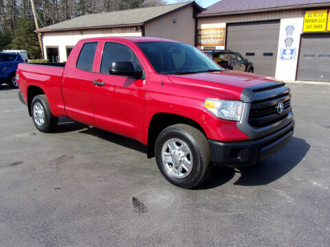 2017 Toyota Tundra for sale at Dave Thornton North East Motors in North East PA