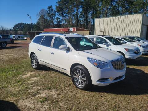 2014 Buick Enclave for sale at Lakeview Auto Sales LLC in Sycamore GA