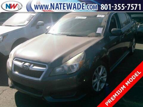 2013 Subaru Legacy for sale at NATE WADE SUBARU in Salt Lake City UT