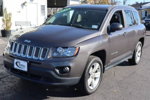 2014 Jeep Compass for sale at Randal Auto Sales in Eastampton NJ