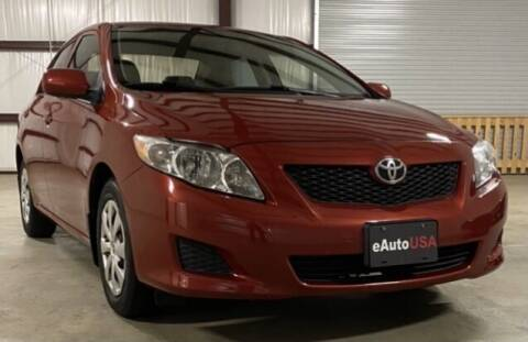 2010 Toyota Corolla for sale at eAuto USA in New Braunfels TX