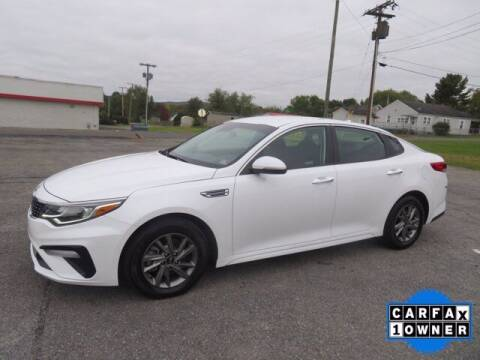 2019 Kia Optima for sale at DUNCAN SUZUKI in Pulaski VA