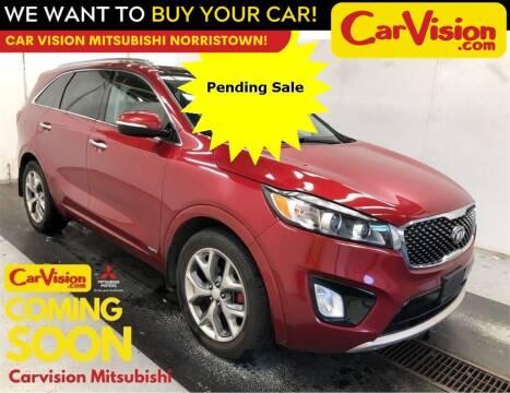 2016 Kia Sorento for sale at Car Vision Mitsubishi Norristown in Norristown PA