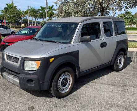 2004 Honda Element for sale at Cobalt Cars in Atlanta GA