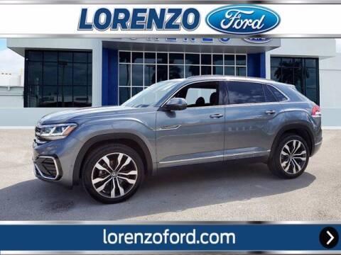 2020 Volkswagen Atlas Cross Sport for sale at Lorenzo Ford in Homestead FL