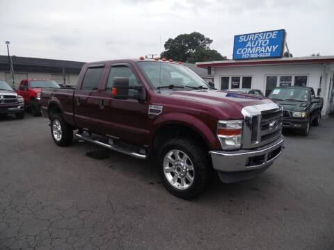 2008 Ford F-350 Super Duty for sale at Surfside Auto Company in Norfolk VA