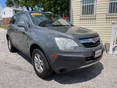 2008 Saturn Vue for sale at Alpina Imports in Essex MD