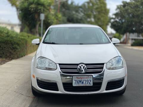 2010 Volkswagen Jetta for sale at OPTED MOTORS in Santa Clara CA