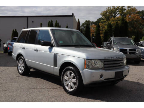 2007 Land Rover Range Rover for sale at East Providence Auto Sales in East Providence RI