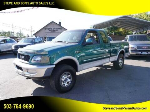 1997 Ford F-250 for sale at Steve & Sons Auto Sales in Happy Valley OR