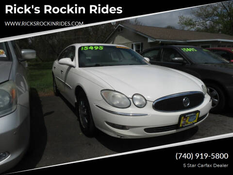 2006 Buick LaCrosse for sale at Rick's Rockin Rides in Reynoldsburg OH