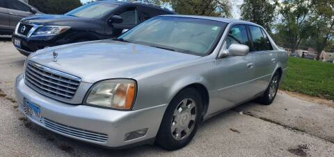 2002 Cadillac DeVille for sale at Luxury Cars Xchange in Lockport IL