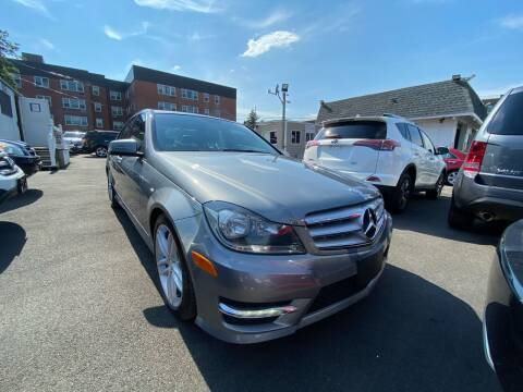2013 Mercedes-Benz C-Class for sale at OFIER AUTO SALES in Freeport NY