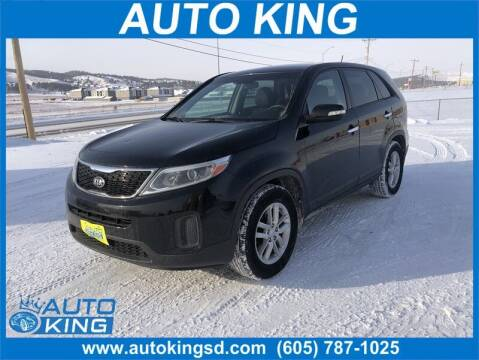 2015 Kia Sorento for sale at Auto King in Rapid City SD
