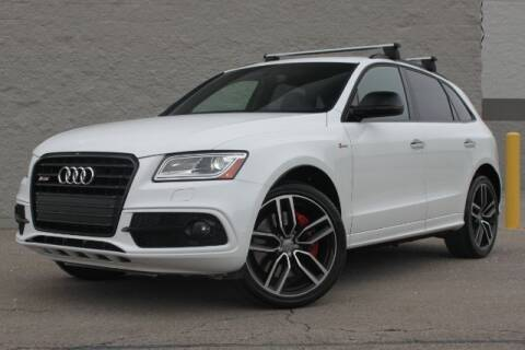 2017 Audi SQ5 for sale at REVOLUTIONARY AUTO in Lindon UT