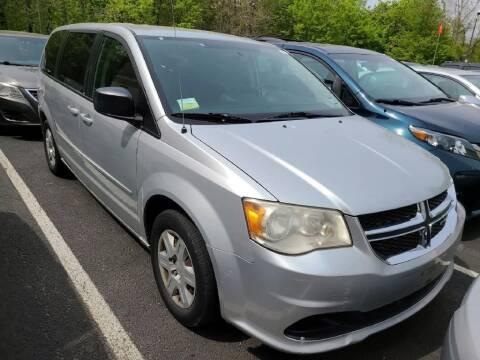 2012 Dodge Grand Caravan for sale at Glory Auto Sales LTD in Reynoldsburg OH