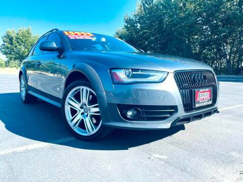 2013 Audi Allroad for sale at Bargain Auto Sales LLC in Garden City ID