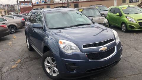 2012 Chevrolet Equinox for sale at Some Auto Sales in Hammond IN