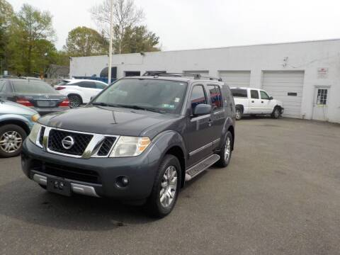 2010 Nissan Pathfinder for sale at United Auto Land in Woodbury NJ