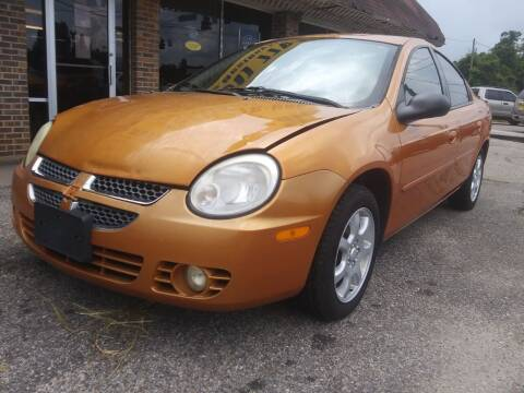 2005 Dodge Neon for sale at Best Buy Autos in Mobile AL