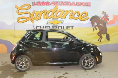 2012 FIAT 500 for sale at Sundance Chevrolet in Grand Ledge MI