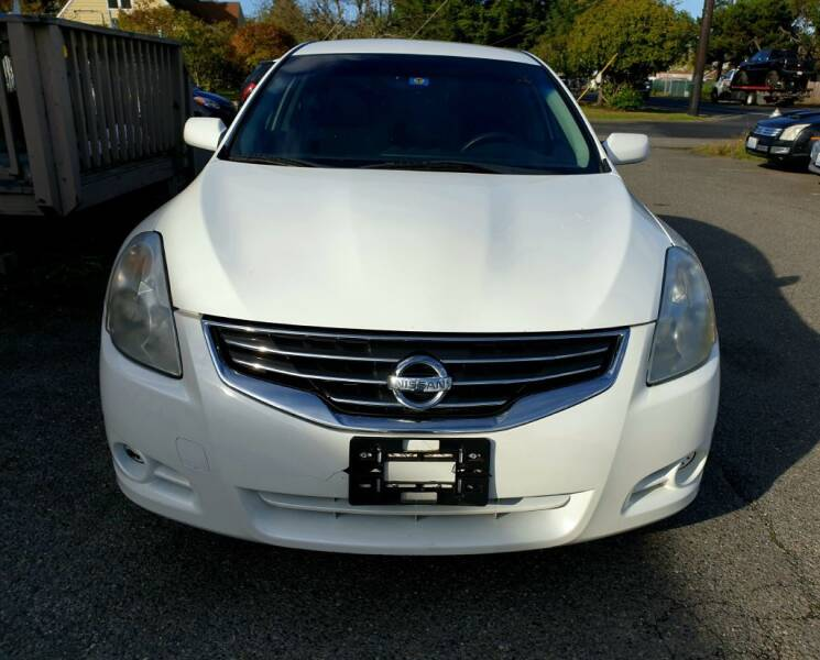 2011 Nissan Altima for sale at Life Auto Sales in Tacoma WA