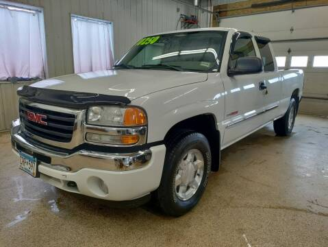 2006 GMC Sierra 1500 for sale at Sand's Auto Sales in Cambridge MN