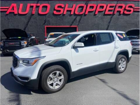 2018 GMC Acadia for sale at AUTO SHOPPERS LLC in Yakima WA