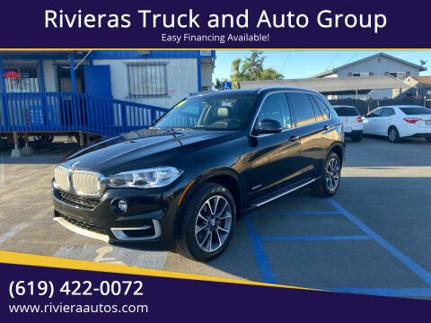 2014 BMW X5 for sale at Rivieras Truck and Auto Group in Chula Vista CA