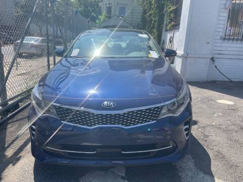 2017 Kia Optima for sale at Buy Here Pay Here Auto Sales in Newark NJ
