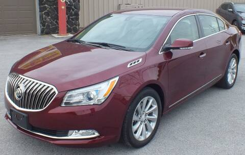 2016 Buick LaCrosse for sale at Kenny's Auto Wrecking - Kar Ville- Ready To Go in Lima OH