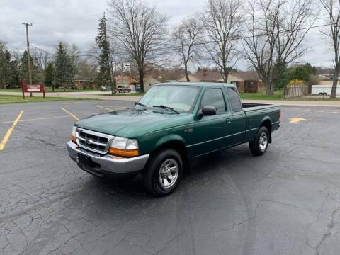 2000 Ford Ranger for sale at Dittmar Auto Dealer LLC in Dayton OH