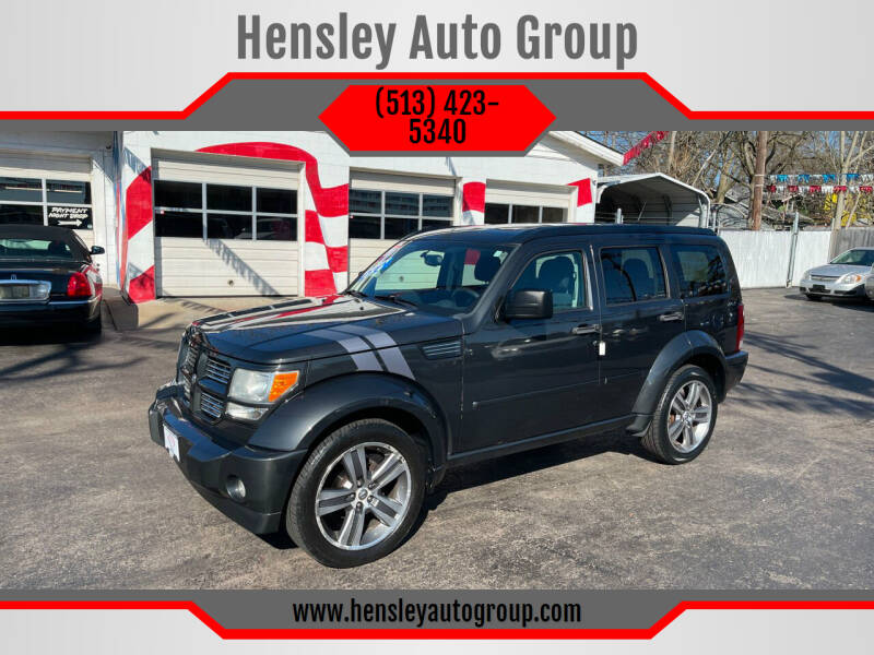 2011 Dodge Nitro for sale at Hensley Auto Group in Middletown OH