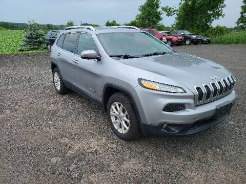 2014 Jeep Cherokee for sale at BETTER BUYS AUTO INC in East Windsor CT