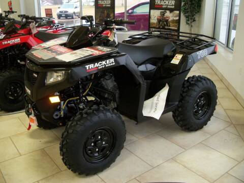 2021 TRACKER OFF ROAD 700 for sale at Tyndall Motors in Tyndall SD