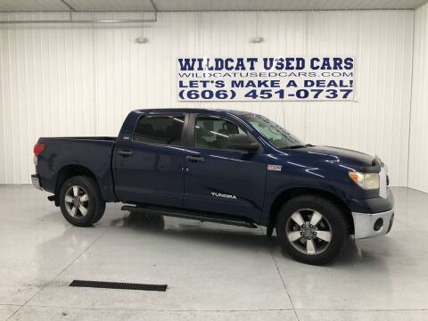 2007 Toyota Tundra for sale at Wildcat Used Cars in Somerset KY