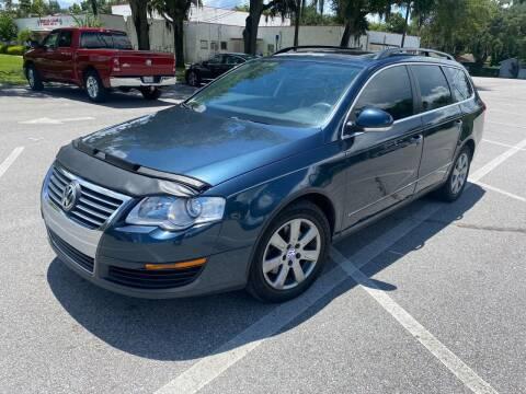 2007 Volkswagen Passat for sale at CHECK AUTO, INC. in Tampa FL