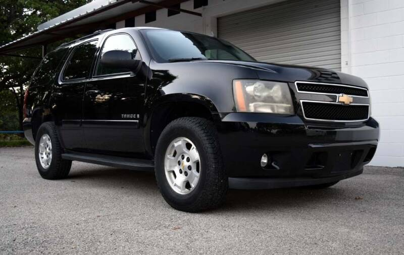 2007 Chevrolet Tahoe for sale at BriansPlace in Lipan TX