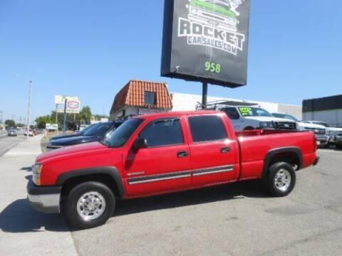 2005 Chevrolet Silverado 1500HD for sale at Rocket Car sales in Covina CA