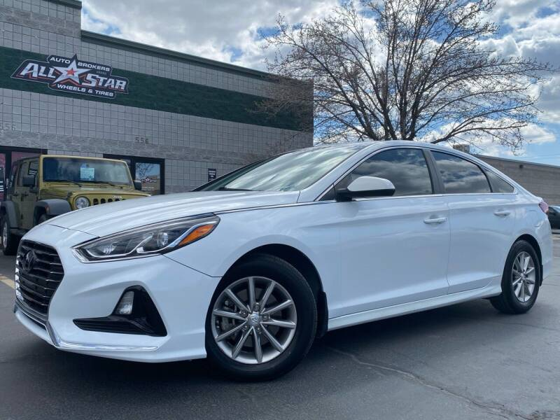 2018 Hyundai Sonata for sale at All-Star Auto Brokers in Layton UT