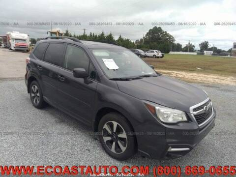 2017 Subaru Forester for sale at East Coast Auto Source Inc. in Bedford VA
