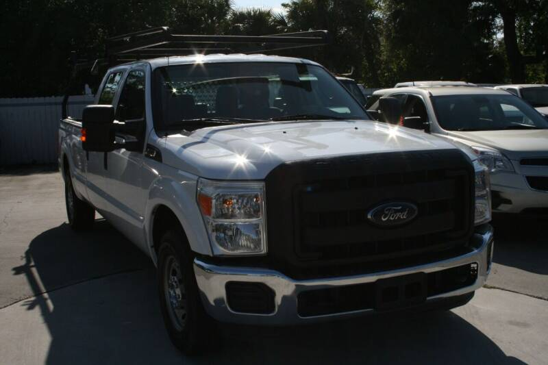 2015 Ford F-250 Super Duty for sale at Mike's Trucks & Cars in Port Orange FL